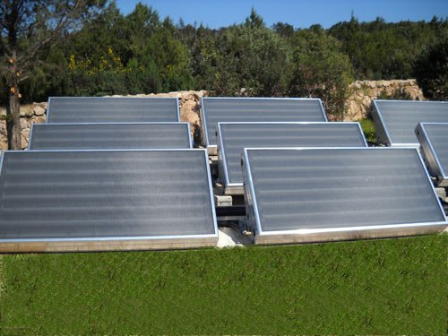 The All In One Hot Water Solar System Solcrafte 174